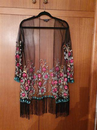 kimono bordados