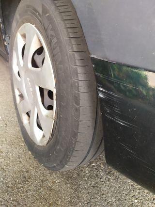 llantas,ruedas Dacia y Renault