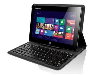 tablet con teclado Lenovo