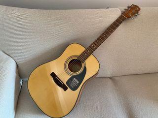 Guitarra Fender + funda
