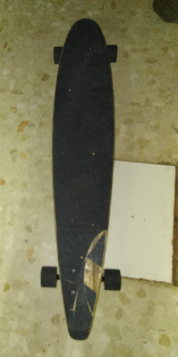 longboard 118cm