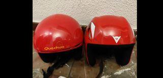 cascos de ski para niño