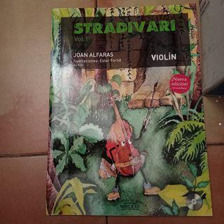 stradivari volumen 1 violín