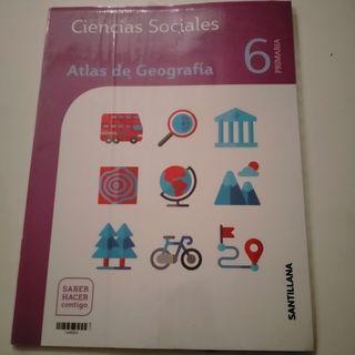 libro de texto ciencias sociales 6 primaria