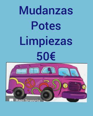 mudanzas 50€