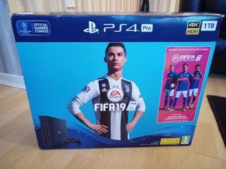 PS4 pro NUEVA