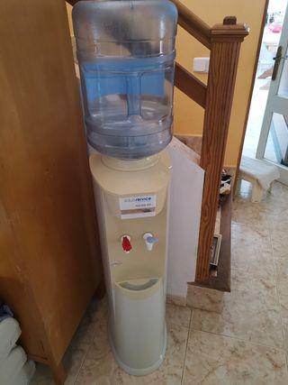 Dispensador de agua aquaservice