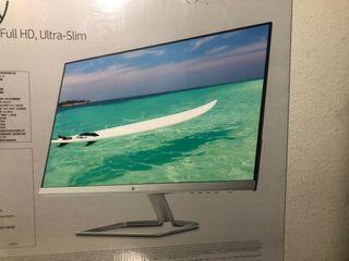 Monitor HP 27f. 27. Pulgada