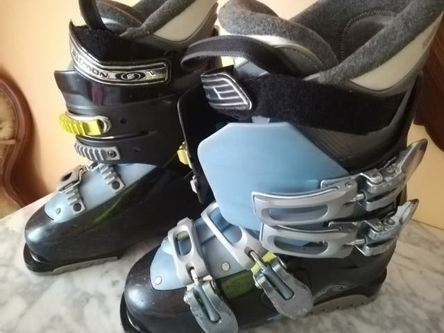 Botas Esquí Salomón talla 24