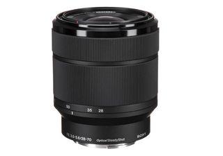 Objetivo Sony FE 28-70mm f/3.5-5.6 OSS