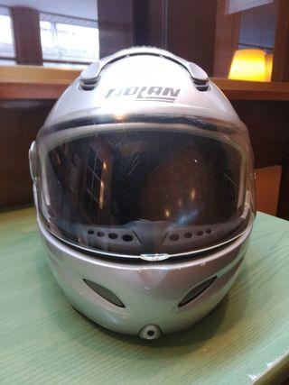 cascos de moto en muy buen estado como nuevo