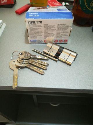 bombín de seguridad anti robo