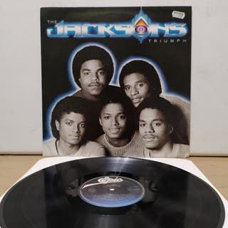 The Jacksons - Triumph 1980 ND
