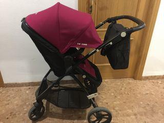 Carro bebé Be Cool Slide. 3 Piezas