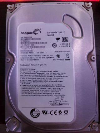 Discos Duros Toshiba Y Seagate
