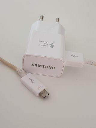 Cargador original Samsung