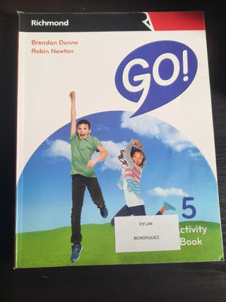 libros de ingles 5 de primaria richmond