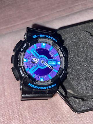 Reloj negro G Shock