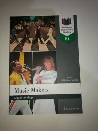 Music makers. Libro inglés
