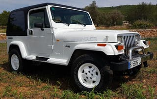 Jeep Wrangler YJ 2.5 inyeccion 1990