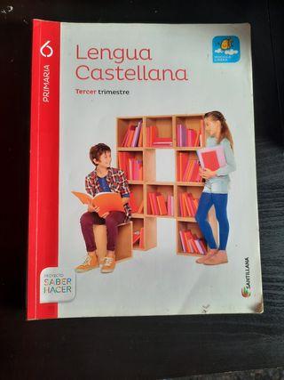 libros de lengua 6 de primaria