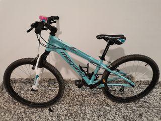 "Bicicleta MEGAMO OPEN JUNIOR 24"""