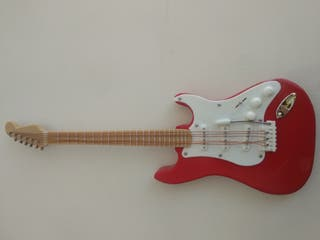 Réplica miniatura guitarra eléctrica