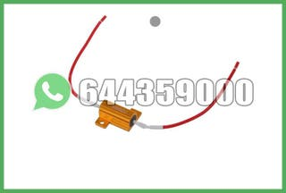 RESISTENCIA FALLO LED CAN BUS 5W