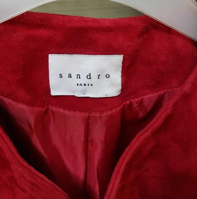 Chaqueta de Ante Sandro