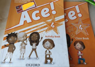 libro de inglés 4 primaria