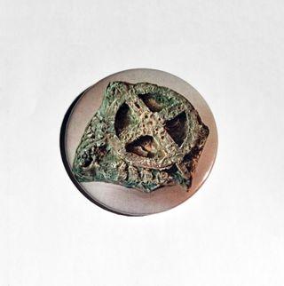 Chapa / Pin Mecanismo de Antikythera
