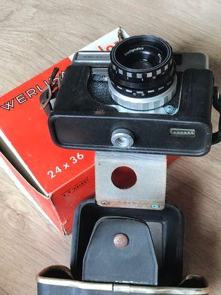 Antigua cámara fotográfica, antiguas cámaras