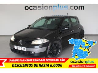 Renault Megane 1.5 dCi Confort Authentique 74 kW (100 CV)