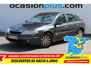 Renault Laguna 1.8 16v Authentique 89 kW (123 CV)