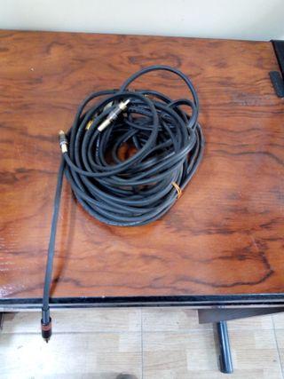 Cable RCA micrófono