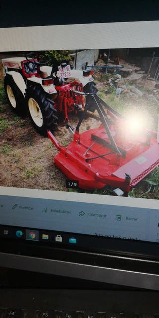 tractor lander 730 TD