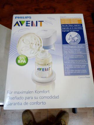 Extractor de leche AVENT