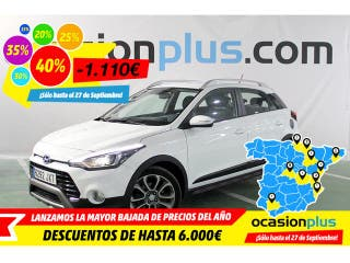 Hyundai i20 Active 1.0 TGDI Tecno 74 kW (100 CV)