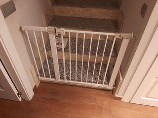 Barrera escalera