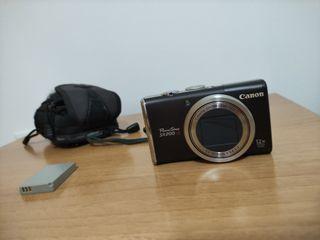 Cámara Canon PowerShot SX200 IS