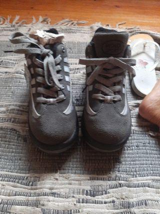 Zapatillas spot con plataforma 38