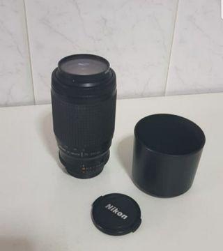 Objetivo Nikon 75-240