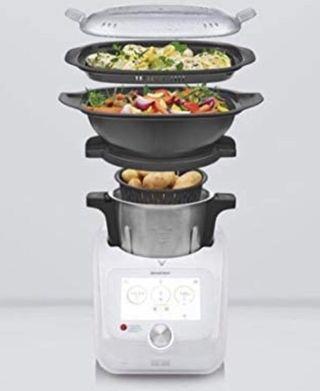 Robot de cocina Monsieur-Cuisine Connect