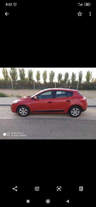 Renault Megane 2011