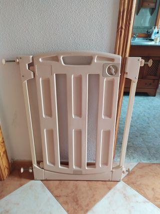 Barrera escalera de seguridad