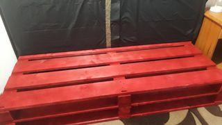 sofa llit de palet