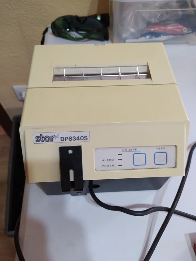 Impresora para coche star dp8340