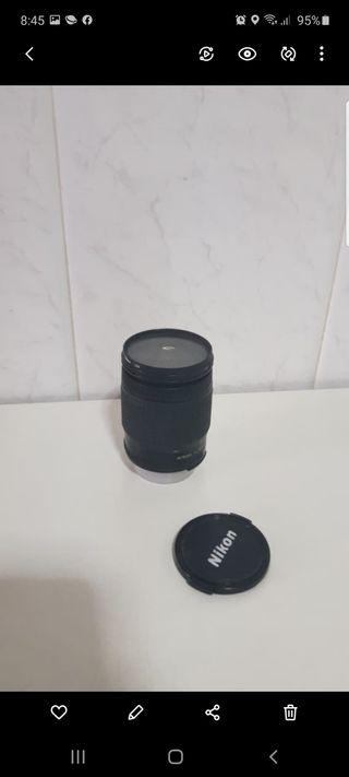 Objetivo Nikon 28-80