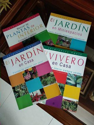 Libros de jardinería