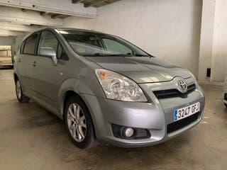 Toyota Corolla verso 2008 7 plazas IMPECABLE
